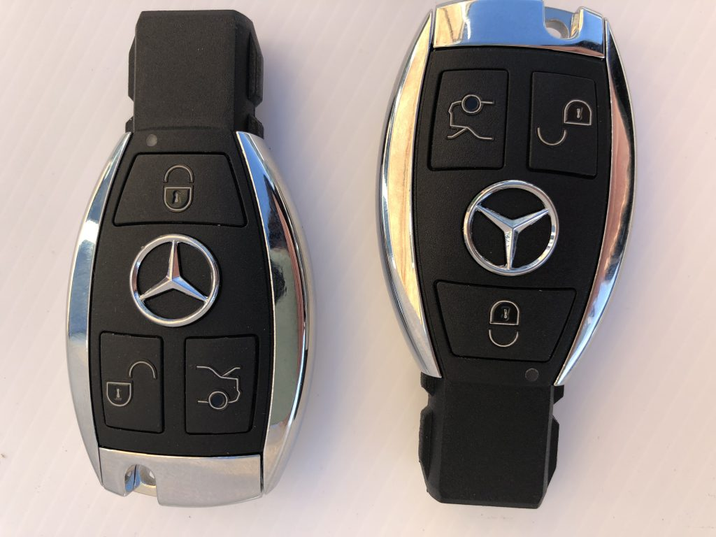 Replace your lost or stolen Mercedes keys