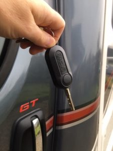 Replacement keys for most motorhomes